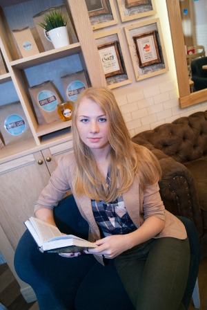 Ведущий Полина Талызина