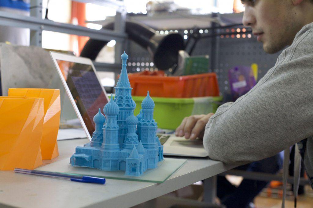 Профессия проектировщик 3D-печати