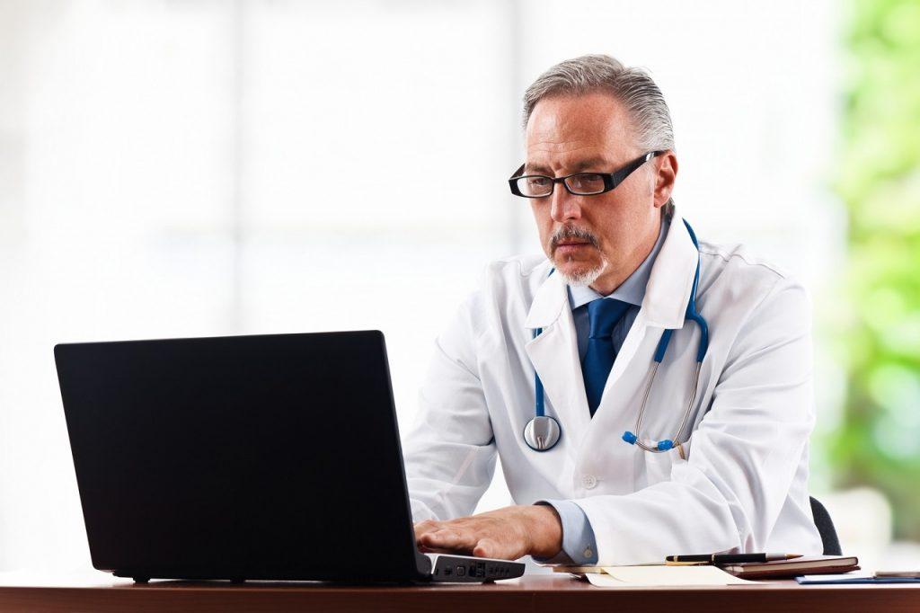 Профессия «онлайн-доктор»